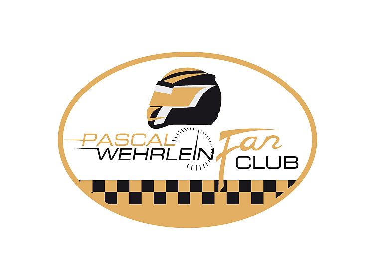 Fanshop des Fanclub Pascal Wehrlein - Aufkleber