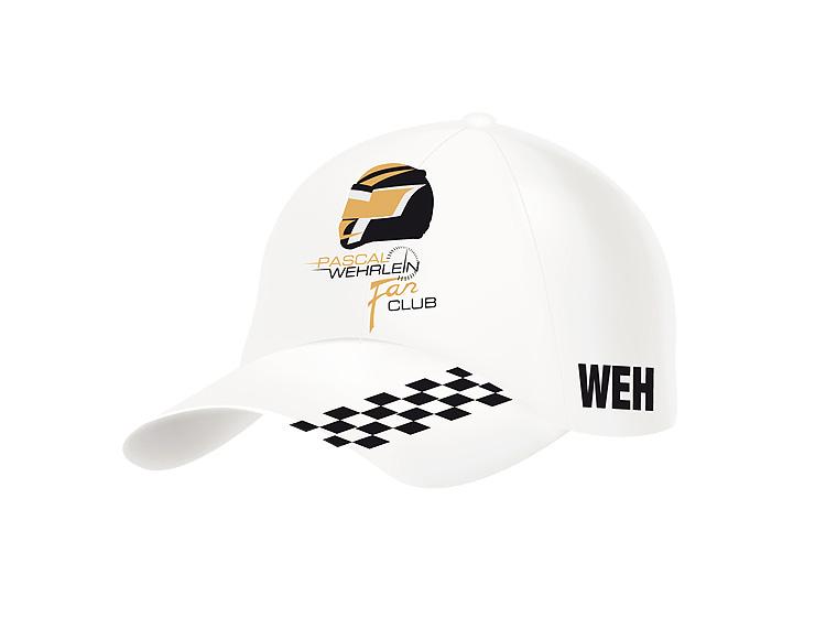 Fanshop des Fanclub Pascal Wehrlein - Mütze