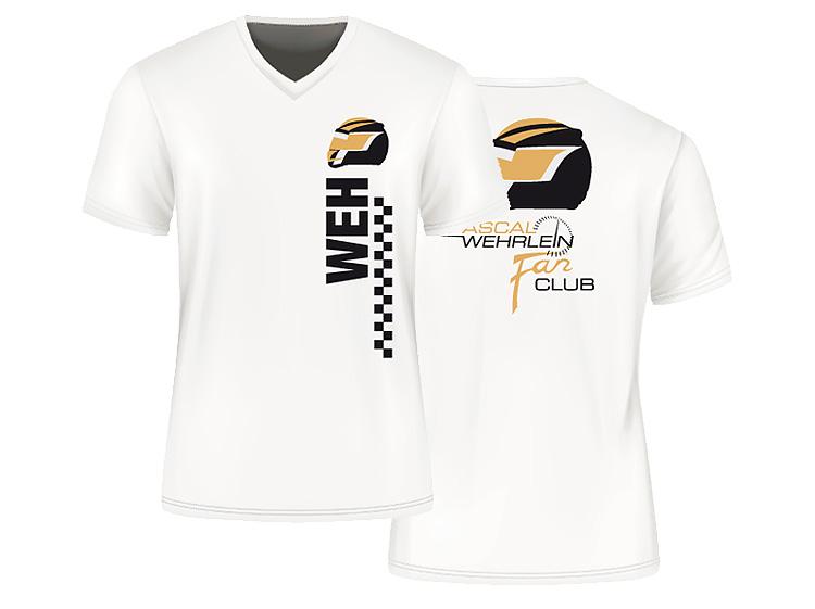 Fanshop des Fanclub Pascal Wehrlein - T-Shirt